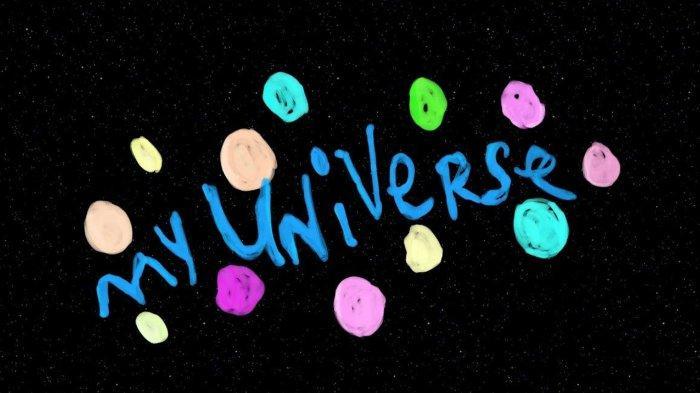 Lirik dan Arti LaguMy Universe ColdplayXBTS,  You, You Are My universe