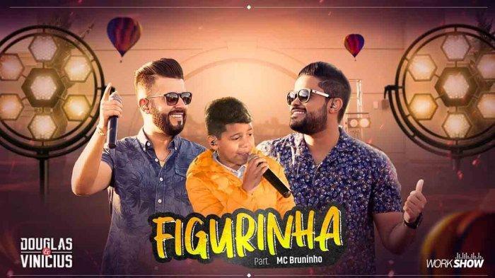 Download Lagu Figurinha Ao Vivo MP3 Douglas & Vinicius Viral di TikTok, Lengkap Lirik Lagu