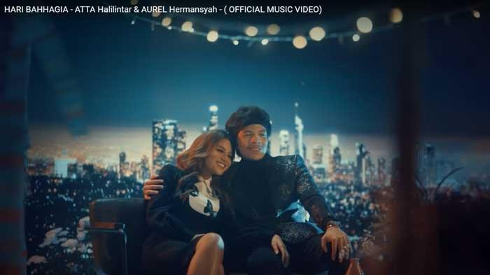 Lirik Lagu Hari Bahhagia - Atta Aurel, Kumpulan MP3 Terlengkap Terbaru dan Viral di YouTube