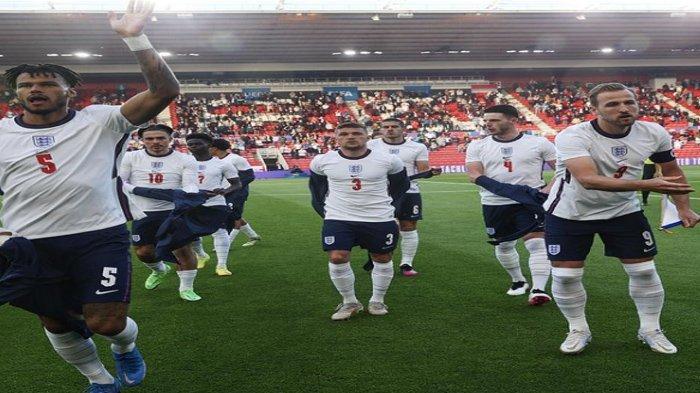Lirik Lagu Three Lions, Anthem Timnas Inggris yang Sering Dinyanyikan Para Pendukungnya