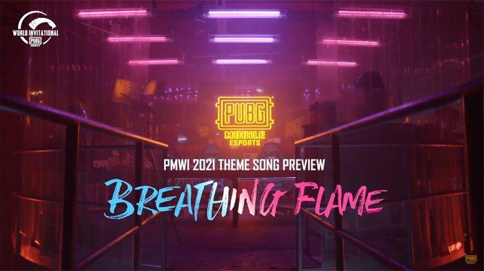 Lirik Official Theme Song PUBG Mobile World Invitational (PMWI) 2021 Lengkap Dengan Artinya