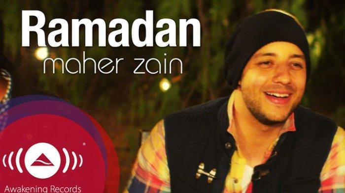 Lirik Ramadan Maher Zain Versi Arab, Bahasa Inggris dan Bahasa Indonesia