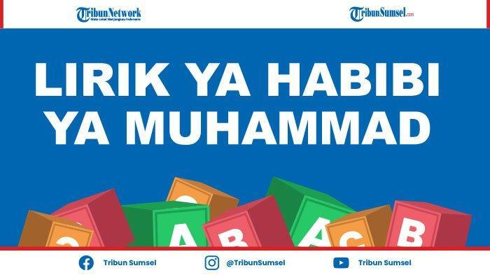 Lirik Ya Habibi Ya Muhammad Ya Arusal Khofiqoini, Sholawat Jibril Viral di TikTok