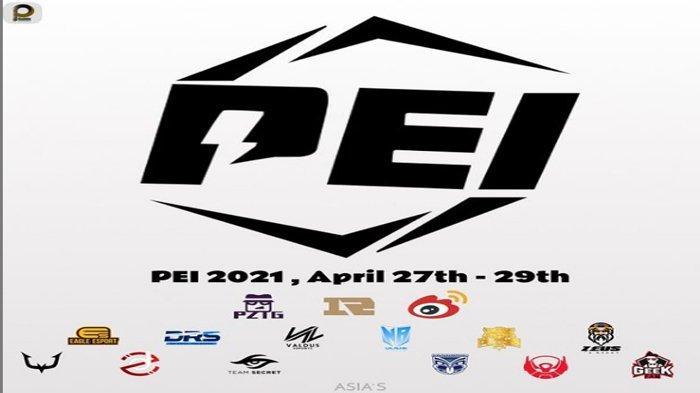 Live Streaming Turnamen PUBG Mobile Peace Elite Asia Invitational 2021