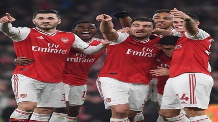 LIVE Streaming SCTV Benfica vs Arsenal Liga Eropa, Willian-Odegaard Berpeluang Menangkan The Gunnes