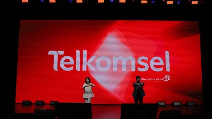 Inilah Logo Baru Telkomsel, Identitas dan Makna Logo Barunya