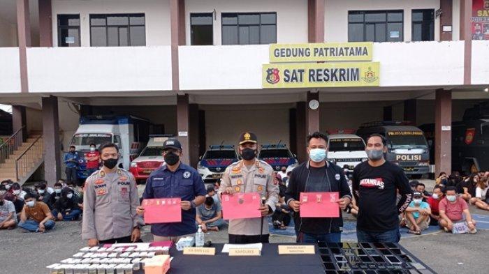 Polisi Pastikan Pemilik Kafe Patok Besi Lubuklinggau Diproses Hukum, Bisa Ditutup