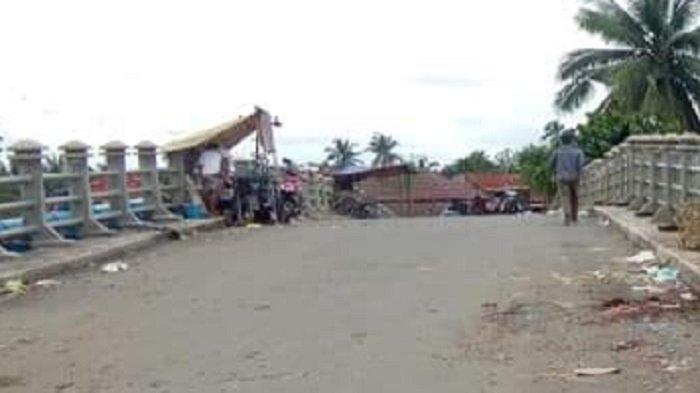 Beredar Informasi Kades Pedamaran VI Dianiaya Sejumlah Pemuda di Jembatan Desa Serinanti