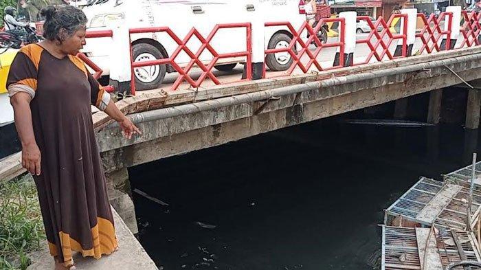 Madon Muntah-muntah Sebelum Ditemukan Meninggal di Bawah Jembatan Karang Palembang