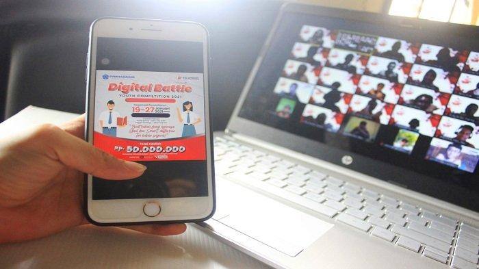"""Telkomsel Hadirkan Program Cerdas Cermat """"Digital Battle Youth Competition 2021"""" - lomba-cerdas-cermat-telkomsel-2.jpg"""