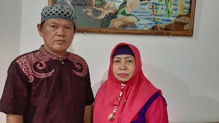 Cerita Pasutri asal Palembang, Menanti Delapan Tahun,  Dua Kali Gagal Berangkat Haji