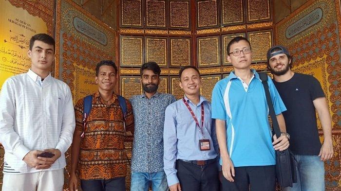 Tito Guterres Alumni BIPA Universitas Bina Darma menjadi Guru Bahasa Indonesia di Timor Leste