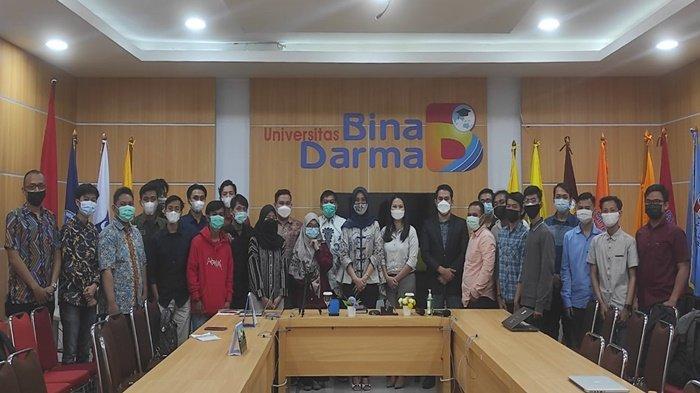 Inovasi, Mahasiswa Universitas Bina Darma Bangun Startup