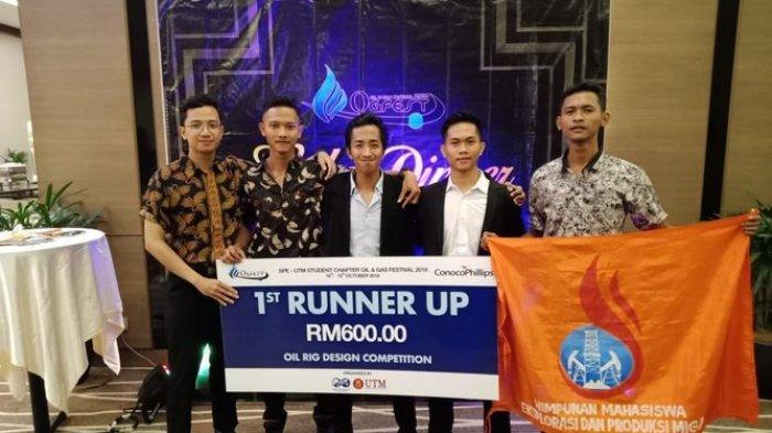 Dua Pemuda Asal Muaraenim dan Lahat Sukses di Malaysia, Raih Runner Up Ogfest 2018