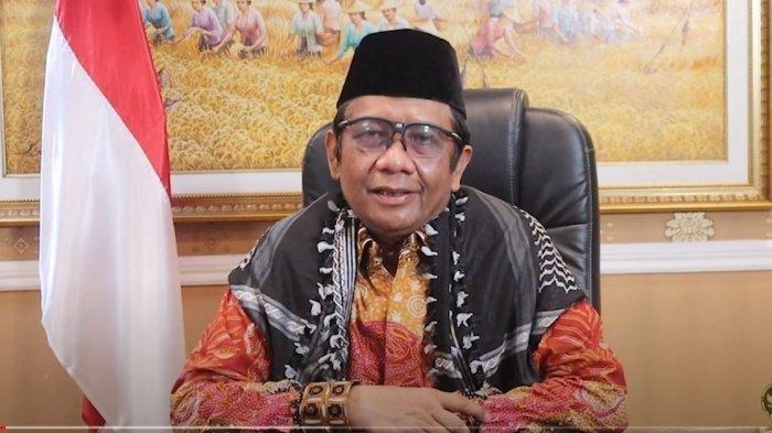 Mahfud MD Ancam Seruan Aksi Jokowi End Game, Sebut Bakal Tindak Tegas Para Pendemo