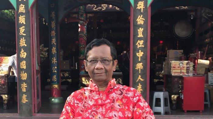 Menkopolhukam Mahfud MD Minta Masyarakat Sholat Idul Adha di Rumah Saja