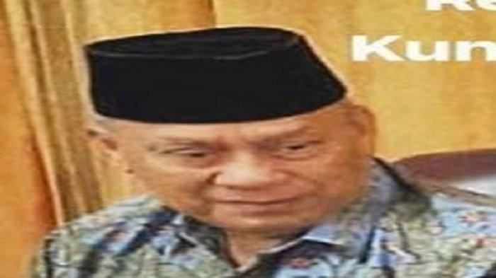 Pak RT Benarkan eks Gubernur Sumsel Prof Mahyuddin Meninggal karena Covid-19