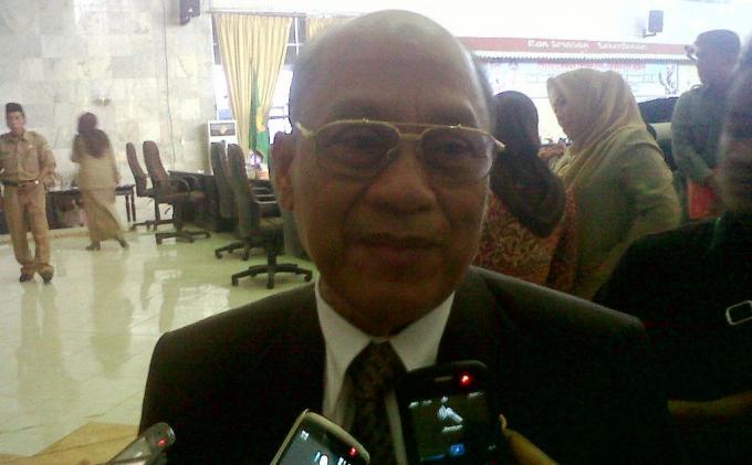 Kesedihan Shahrial Oesman Atas Meninggalnya Mahyudin, Anggap Belahan Jiwanya