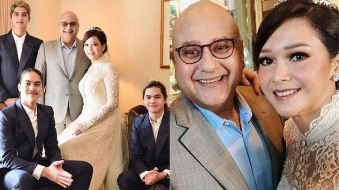 Hal Terpenting Bagi Maia Estianty saat Dinikahi Irwan Mussry, Intip Momen Haru di Pernikahannya
