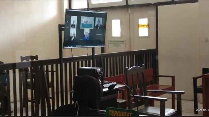 3 Sekawan Penikmat Sabu Divonis 6 Tahun Penjara, Denda Rp 800 Juta
