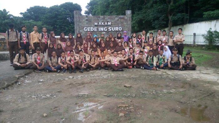 Mengenal Tokoh Dibalik Berdirinya Palembang, Saka Pariwisata Kunjungi Makam Ki Gede Ing Suro