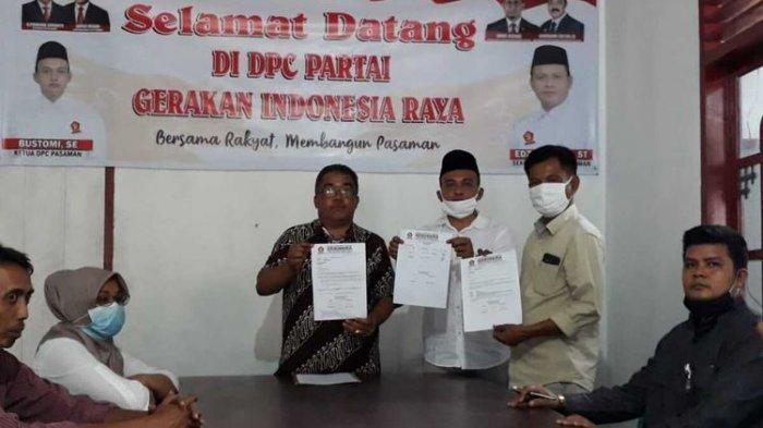 Anggota DPRD Pasaman yang Lawan Petugas PSBB Membangkang, Berani Lawan Instruksi Partai Prabowo