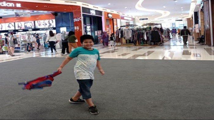 PPKM Mikro Berlaku Sejak 22 Juni, Operasional Mall di Palembang Tetap Normal, Tutup Jam 9 Malam