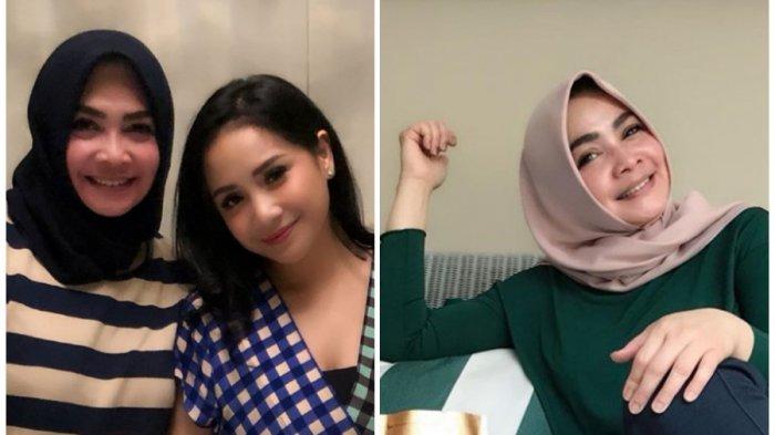Isak Tangis Mama Rieta Tak Menyangka Sosok Ini Kasih Kejutan di Ultahnya ke 59, Terima Kasih