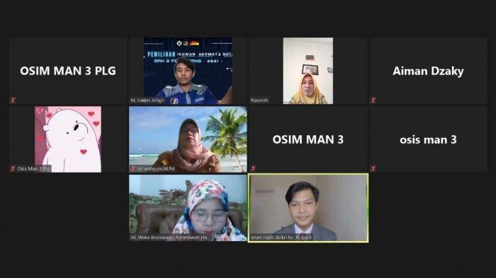 Wawancara Pemilihan Ikhwan Akhwatdan Duta MAN 3 Palembang