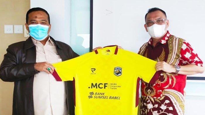 Muba Babel United Dapat Suntikan Sponsor Baru Jelang Liga 2 Indonesia, Berikut Daftar Sponsornya