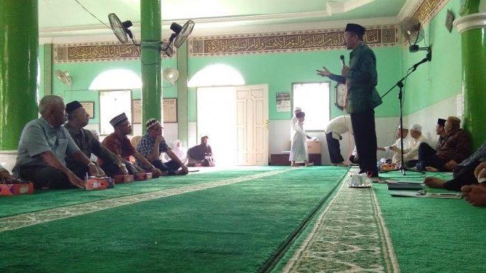 Kemenag Bimbin Calon Jamaah Haji Laksanakan Manasik