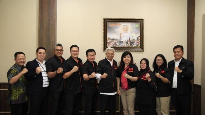 Pesan Wagub Mawardi pada Pengurus IMA Chapter Palembang Berkontribusilah untuk Sumsel