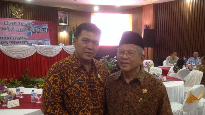 Anggota DPD RI Ini, Sosok Panutan Sekaligus Idola Bagi Kepala MANSAPA