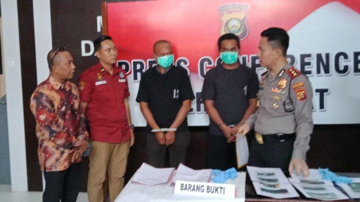 Mantan Kades di Lahat Ditangkap Polisi Karena Memeras Rp 2 Miliar, Sempat Jadi Buronan
