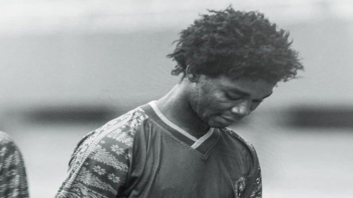 Kabar Duka, Mantan Pemain Sriwijaya FC, Lenglolo Dikabarkan Meninggal Dunia, Pernah Double Winner