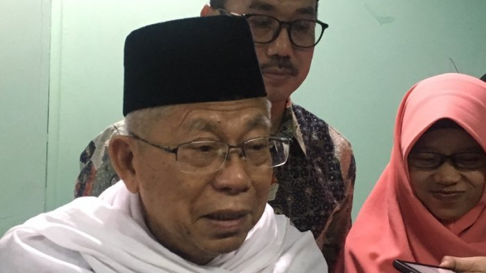 Ibunda Wafat, Sikap Presiden Jokowi Tetap Minta Menteri Bekerja Dipuji Wapres KH Maruf Amin