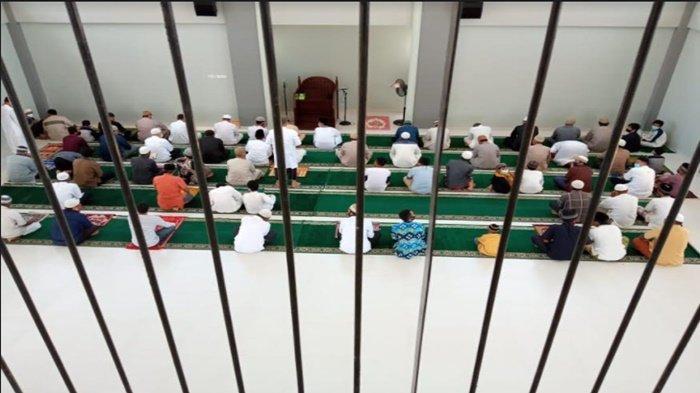 Gratis Sahur dan Berbuka, Masjid Nur Hasanah Sekolah Islam Faza Buka Pendaftaran Itikaf di Masjid
