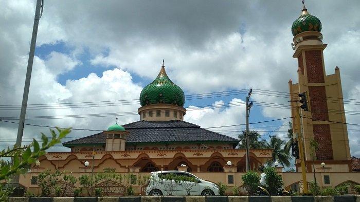 Masjid Asy-Syuhada Lawang Agung Muratara Sambut Ramadan, Tempat Singgah Pelintas Jalinsum