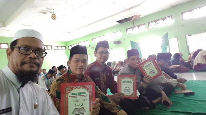Master Motivator Of Qiro'ah Gemakan Peserta Cara Super Cepat Dan Membaca Fashih Membaca Al-Qur'an
