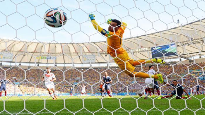 Final Piala Dunia 2018 Prancis Vs Kroasia - Blunder Hugo Lloris Buat Kroasia Mendekat 4-2