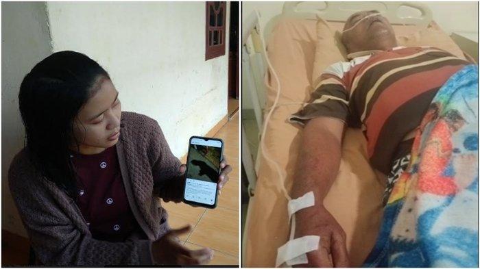 Kakek 63 Tahun Penjual Jamu Korban Tabrak Lari di Jalinsum Lubuklinggau, Kepala Luka Parah