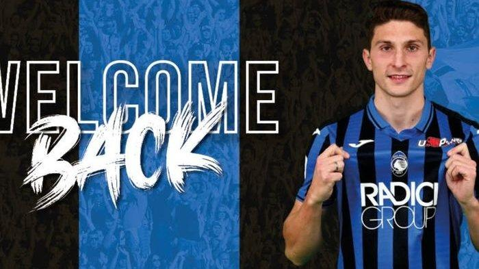 Rekap Transfer Pemain Liga Top Eropa : Liga Italia Paling Aktif, Mattia Caldara Kembali ke Atalanta