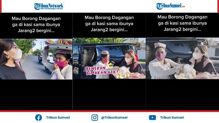Mau Diborong Maharani Kemala, Sikap Penjual Buah Keliling Ini Dipuji, Alasan Takut Tak Dimakan