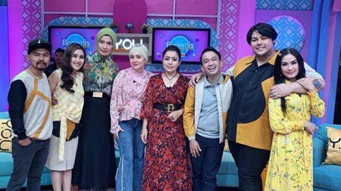 Mayangsari 5 Tahun Lalu Pernah 'Walk out' di Acara Rumpi, Kini Kembali Jadi Bintang Tamu Brownis