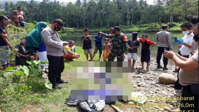 Mayat Mr X Tertelungkup di Sungai Kelingi Ternyata Kakek Mat Ul, Warga Selangit Musi Rawas