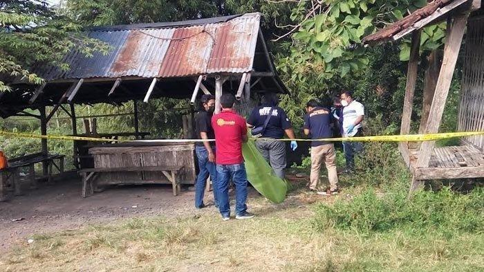 Geger Mayat Pria di Teras Warung Kopi, Potongan Tangannya Ditemukan Terpisah, Ini Kata Polisi
