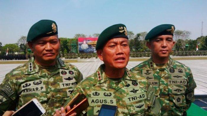 Mengenal Sosok Mayjen TNI Agus Suhardi, Wong Palembang Akan Jabat Pangdam II Sriwijaya