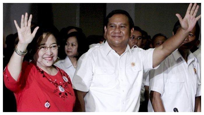 Wacana Duet Megawati-Prabowo di Pilpres 2024 Kini Beredar, Partai Gerindra : Kalau Wacana Boleh Ajah