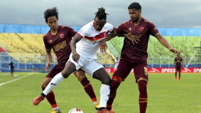 Jadwal Siaran Langsung Liga 1 Indonesia Akhir Pekan ini : ada Borneo FC vs Persebaya, PSS vs Persija