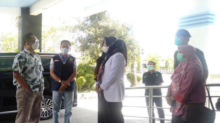 Kasus Covid-19 di Sumsel Dapat Perhatian Presiden, Keterisian Tempat Tidur RS Tertinggi di Indonesia
